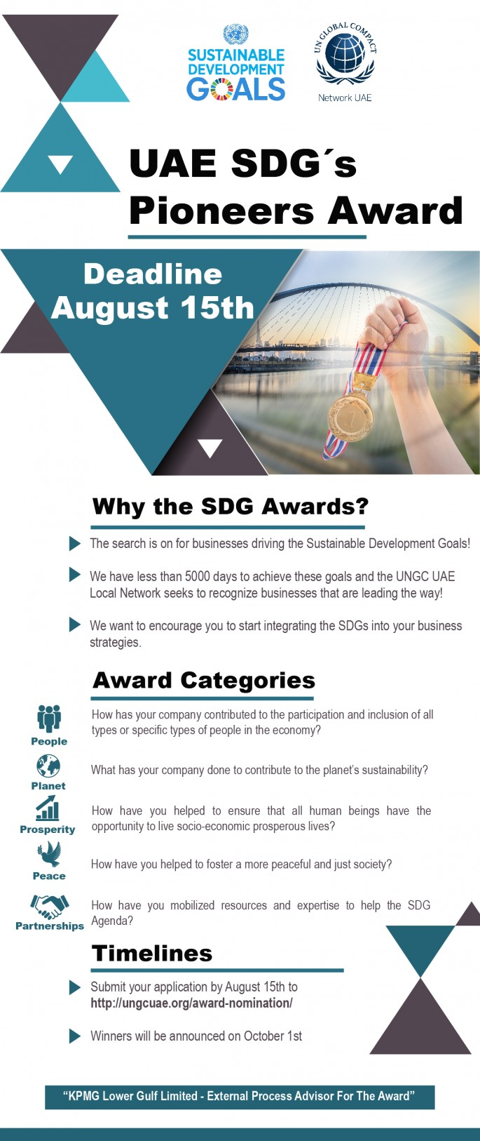 DBWC | Event-UAE SDGs Pioneers Award